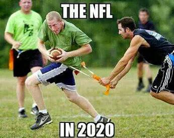 Where the NFL is going