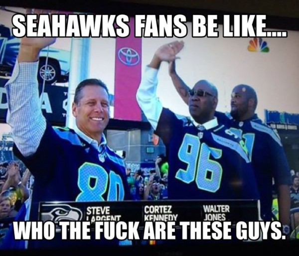 Who are they e1409919715666 18 Best Memes of the Seattle Seahawks Beating the Green Bay Packers