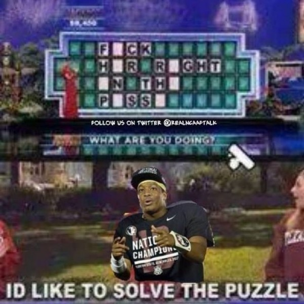 Winston Wheel of Fortune