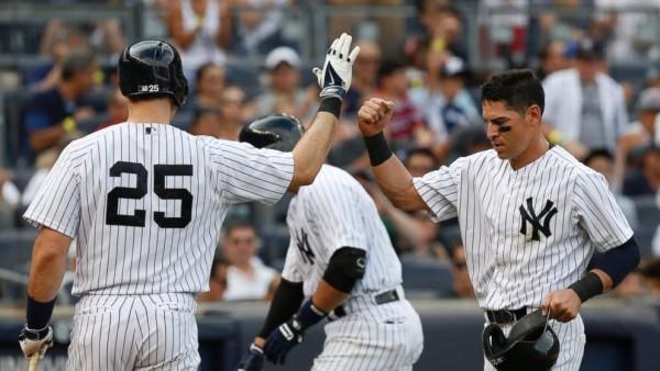 Yankees beat Royals
