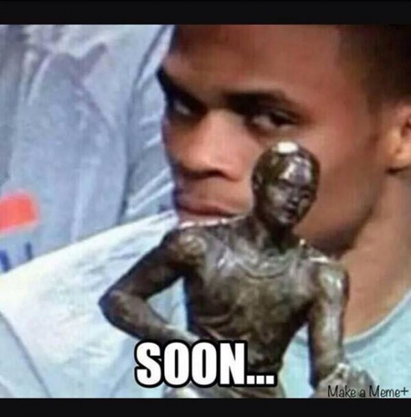 Russell Westbrook, the MVP