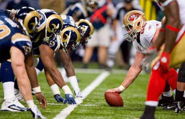 49ers vs Rams