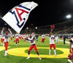 Arizona beat Oregon