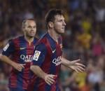 Barcelona beat Eibar
