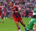 Bayern Munich Werder Bremen 6-0