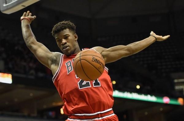 Bulls beat Bucks