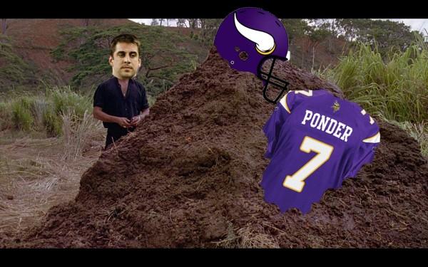 Burying Ponder