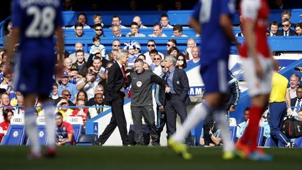 Chelsea beat Arsenal