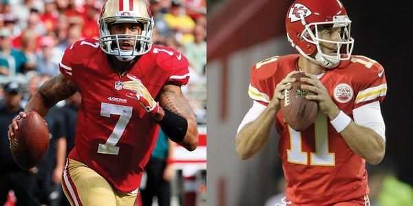Chiefs vs 49ers