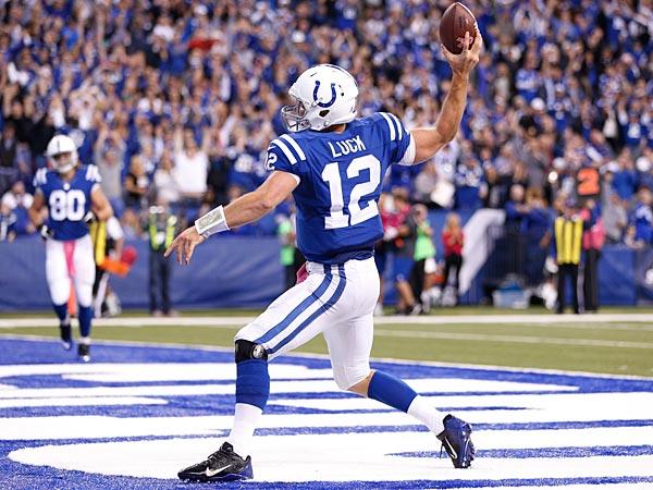 Colts beat Ravens