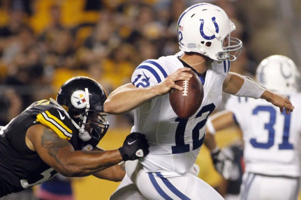 Colts vs Steelers