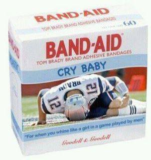 Cry Baby Band Aid