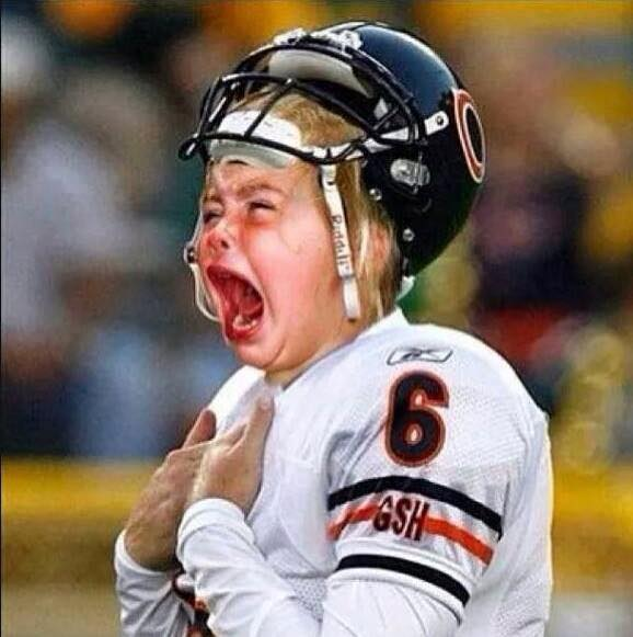 Crying Cutler