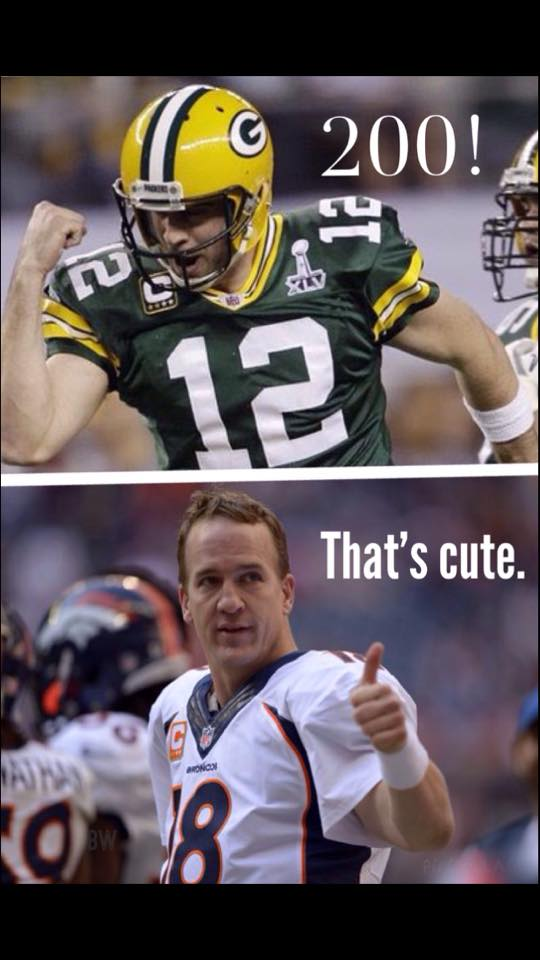 Cute Rodgers