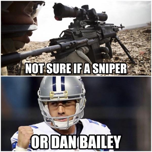 Dan Bailey meme