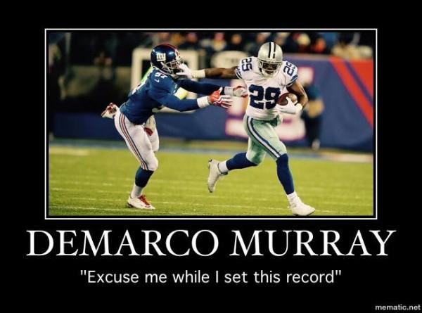 DeMarco Murray Meme