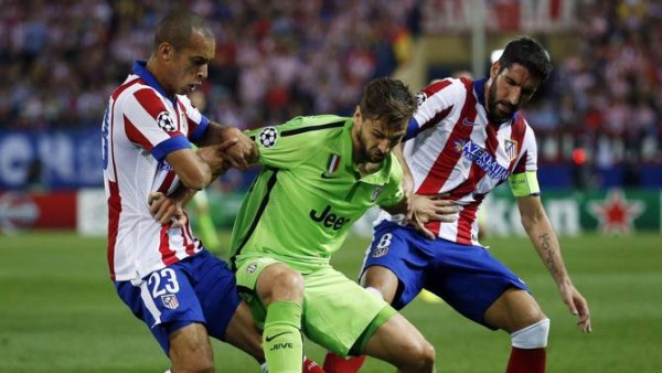 Dirty Atletico Madrid players