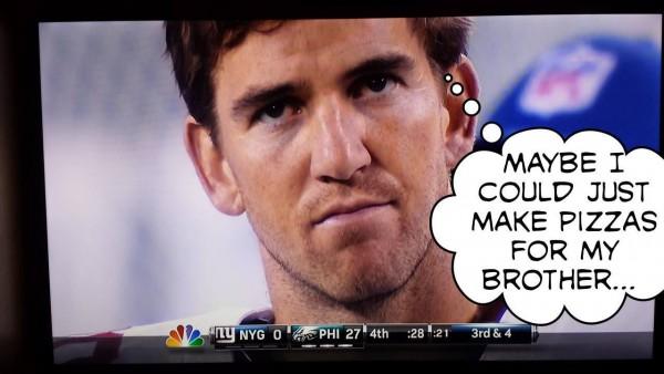 Eli's next job