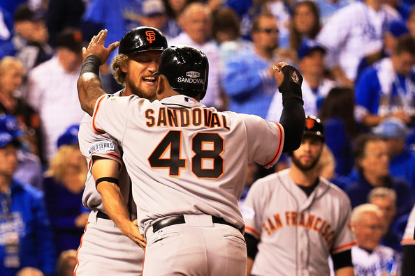 Giants beat Royals