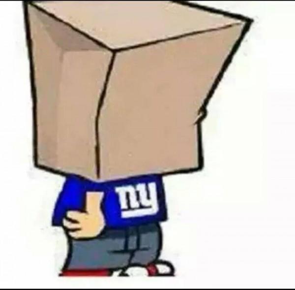 Giants fan right now