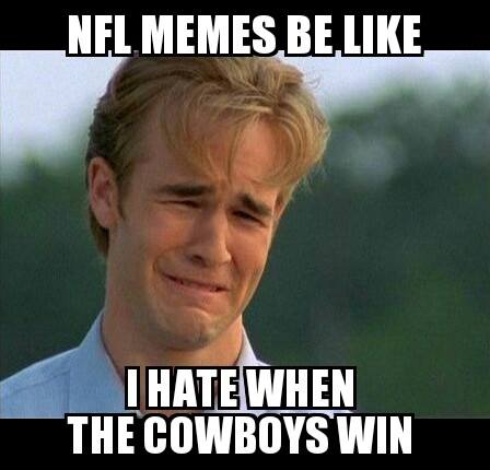 Hating on the Cowboys