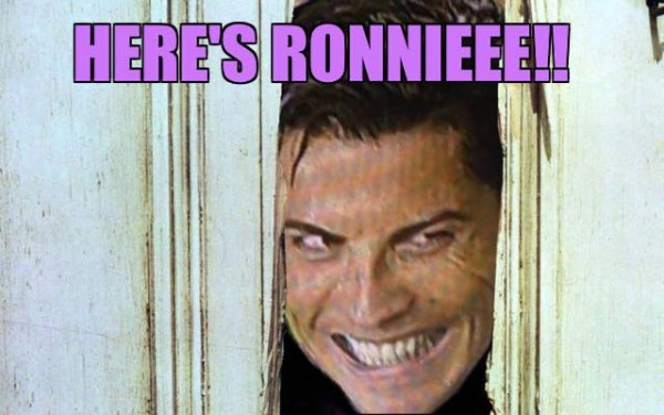 Here's Ronnie