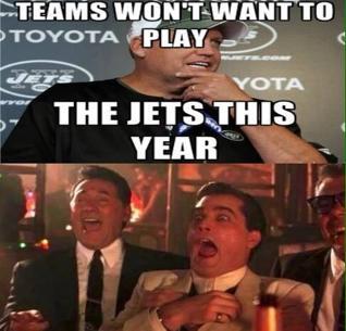 Jets joke