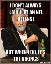 Laughable defense