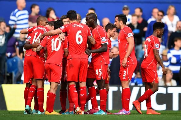 Liverpool beat QPR