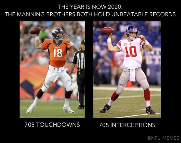 Manning bros records