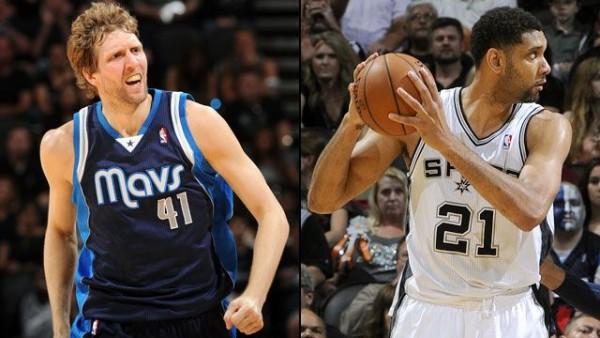 Mavericks vs Spurs