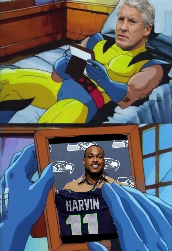 Missing Harving meme