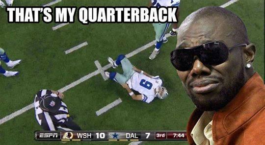 My quarterback