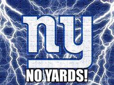 NY No yards