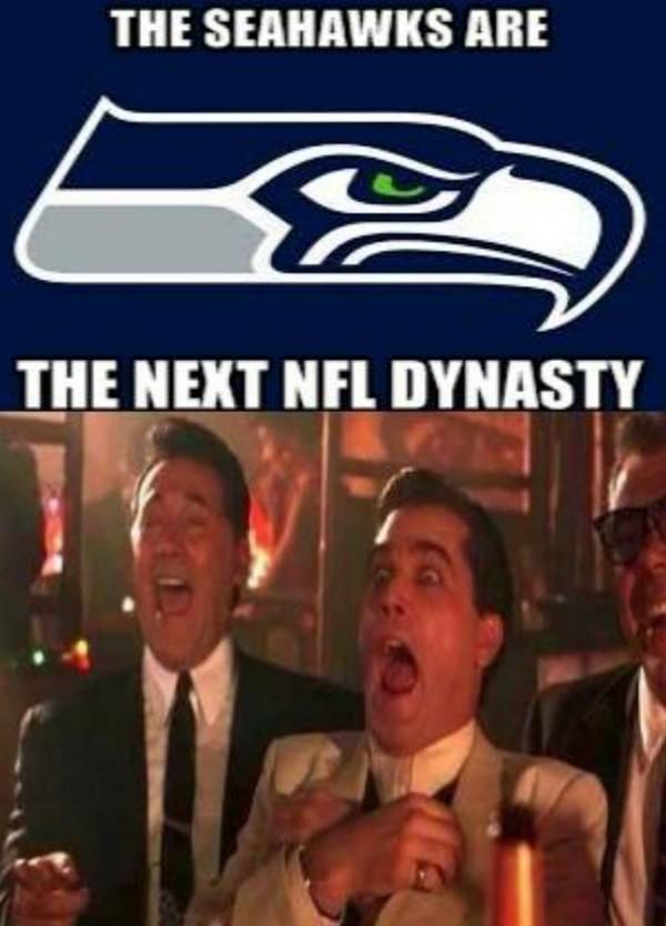 Next NFL dynasty