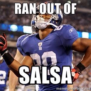 No More Salsa