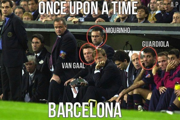 Once upon a time in Barcelona