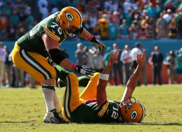 Packers beat Dolphins
