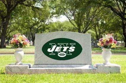 Image result for new york jets grave stone