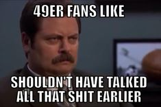 Realization by 49ers fans