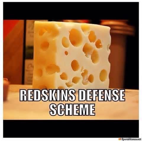 Redskins defense