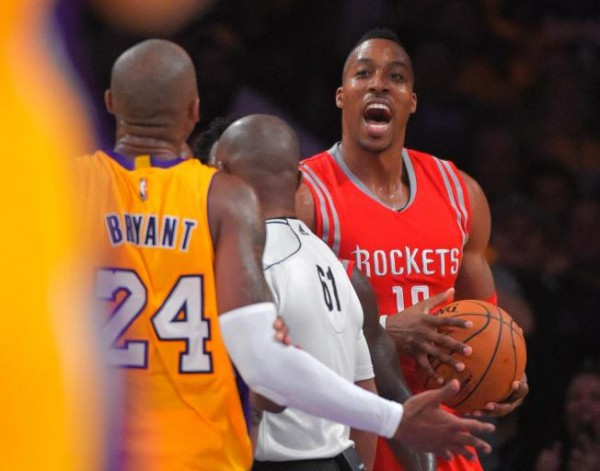 Rockets beat Lakers