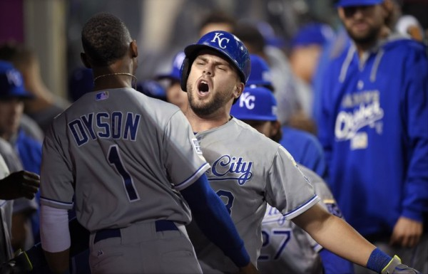 Royals beat Angels
