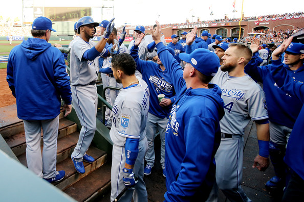 Royals beat Giants