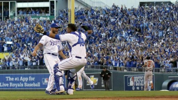Royals beat Orioles