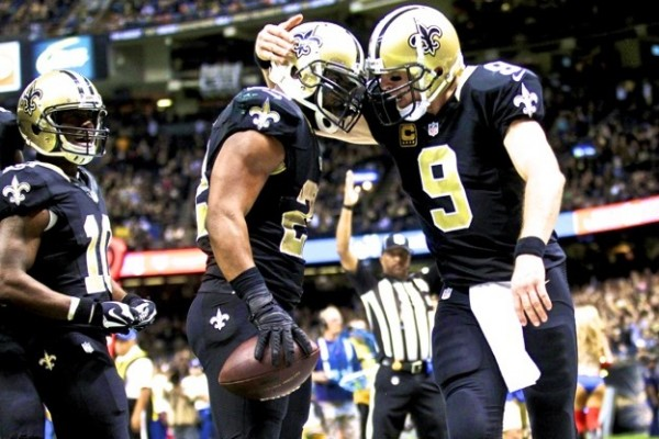 Saints beat Packers