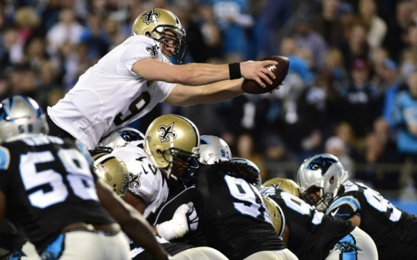 Saints beat Panthers