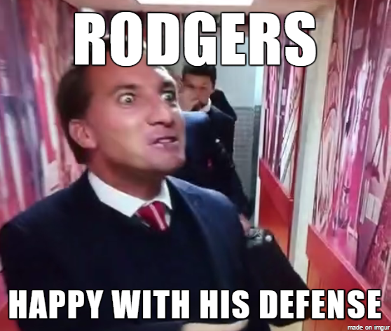Scary Rodgers