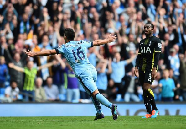 Sergio Aguero Manchester City   Sergio Aguero is Already Their Greatest Premier League Scorer