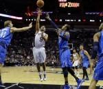 Spurs beat Mavericks